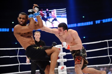Рамазан Эмеев vs Марио Миранда, M-1 Challenge 38