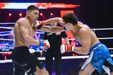 Максим Грабович vs Темирлан Шарипов, M-1 Challenge 84