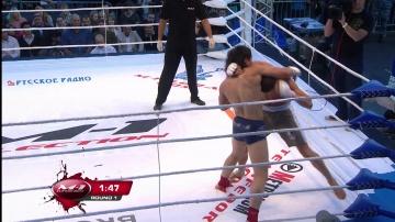 Михаил Дронов vs Даврбек Исаков, Selection 2010 Battle on Neva