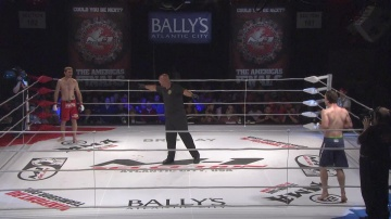 Тайсон Джеффрис vs Майк Герин, M-1 Selection 2010 - The Americas Finals