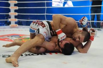 Дениэль Вайхель vs Георги Стоянов, M-1 Challenge 36