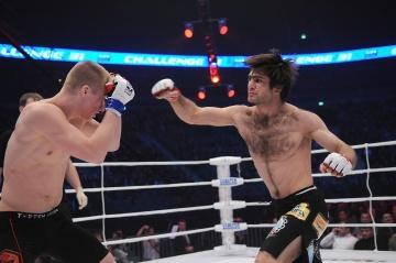 Марат Гафуров vs Давид Козма, M-1 Challenge 31