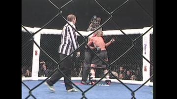 Гилберт Айвел vs Олег Цыгольник, M-1 MFC - World Championship 1997