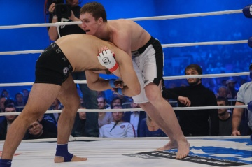 Виктор Немков vs Гаджимурад Антигулов, M-1 Challenge 36