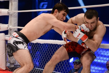 Саид Маадзиев vs Мурад Мирзабеков, M-1 Challenge 47