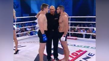 Руслан Хасханов vs Андрей Балахонов, M-1 Selection Ukraine 2010 - Clash of the Titans
