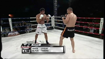 Даниэль Табера vs Камиль Уйгун, M-1 Challenge 03