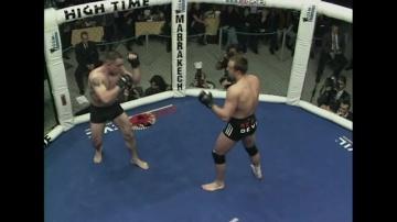 Николай Оникиенко vs Александр Соков, M-1 MFC - World Championship 2000