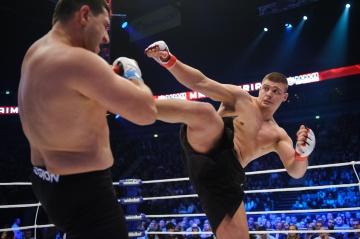 Денис Смолдарев vs Ахмед Султанов, M-1 Challenge 35