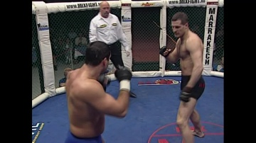 Алексей Веселовзоров vs Умар Сара, M-1 MFC - Russia vs. the World 3