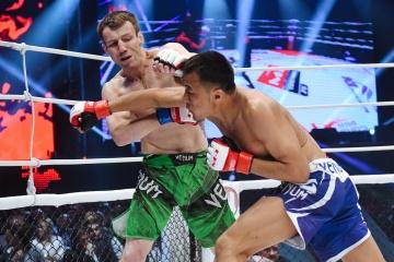 Джош Реттингхаус vs Бахтияр Тойчубаев, M-1 Challenge 79