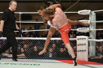 Magomed Magomedov vs Yuri Maia, M-1 Challenge 44