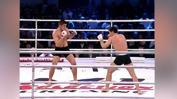 Хабиб Нурмагомедов vs Александр Агафонов, M-1 Selection Ukraine 2010 - The Finals