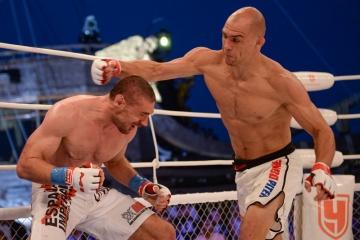 Ilya Doderkin vs Daniel Tabera, M-1 Challenge 50