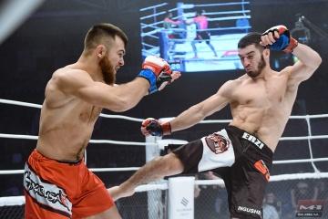 Юрий Чобука vs Ахмадхан Боков, M-1 Challenge 86