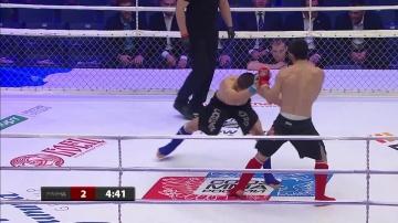 Омар Нурмагомедов vs Касум Касумов, M-1 Challenge 66