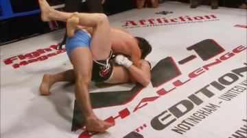 Гаджимурад Омаров vs Нильс Ван Ноорд, M-1 Challenge 07