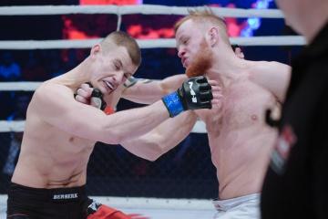 Вадим Шабадаш vs Иван Богданов, M-1 Challenge 101