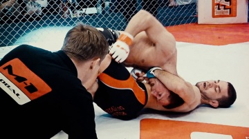 Моктар Бенкаси против Виталия Бранчука на M-1 Challenge 74, 18 февраля