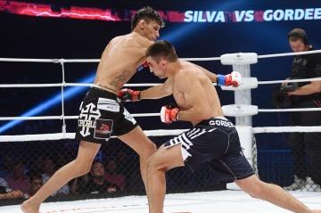 Michel Silva vs Pavel Gordeev, M-1 Challenge 82