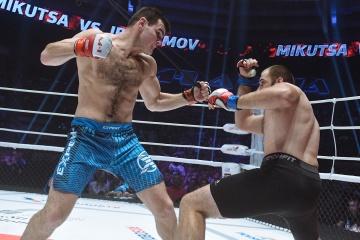 Дмитрий Микуца vs Хадис Ибрагимов, M-1 Challenge 96