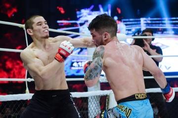 Кайк Аленкар vs Талгат Жумагалиев, M-1 Challenge Battle in Atyrau