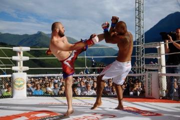 Marcus Vinicius Lopes vs Kurban Ibragimov, M-1 Challenge 69