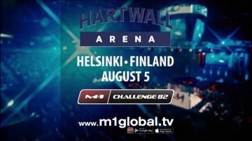 Трейлер турнира M-1 Challenge 82, Хельсинки, 5 августа