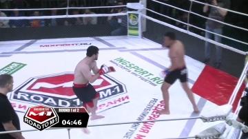 Султан Каламахунов vs Ахмадхан Оздоев, Road to M-1: Ingushetia 3