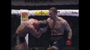 Сергей Казновский vs Дейв Вейдер, M-1 MFC - Russia vs. the World 1